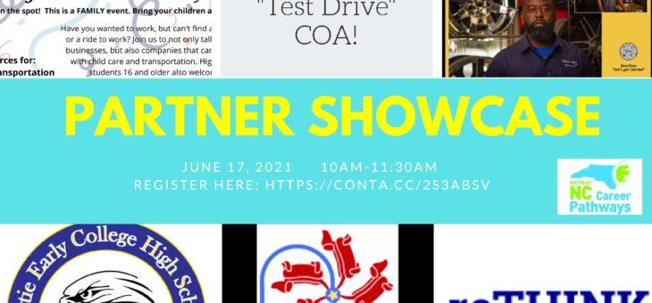 2021 Partner Showcase